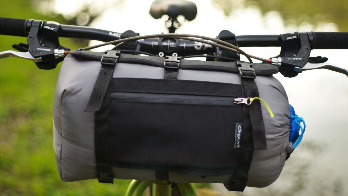 Úchyt na řídítka Orgoň Bags