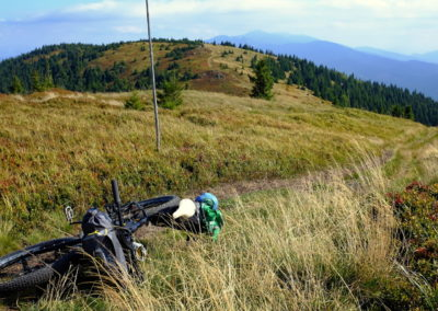 bikepacking slovensko