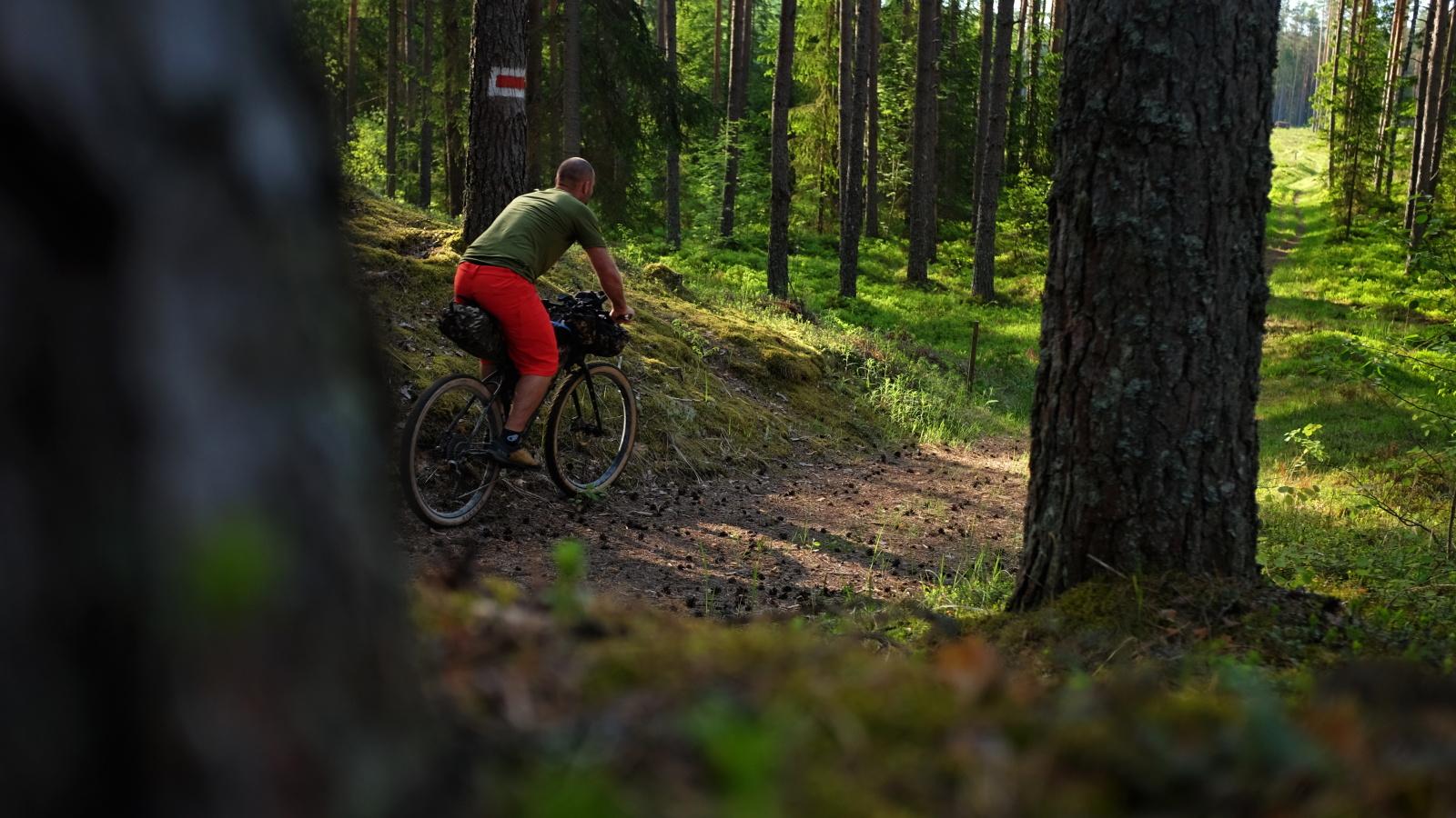bikepacking estonsko