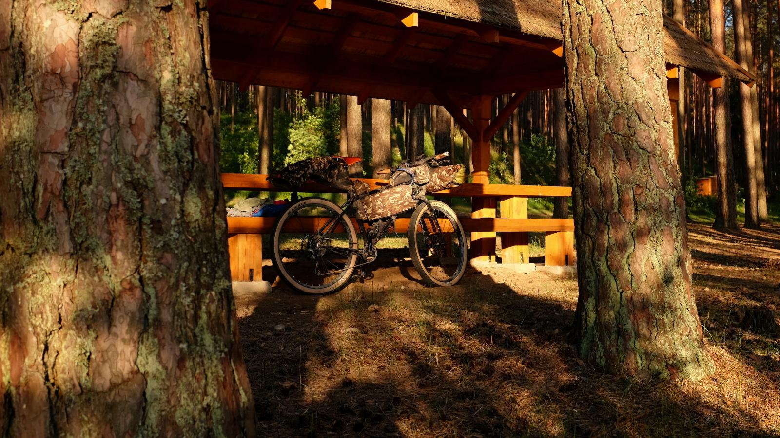 hunt bike
