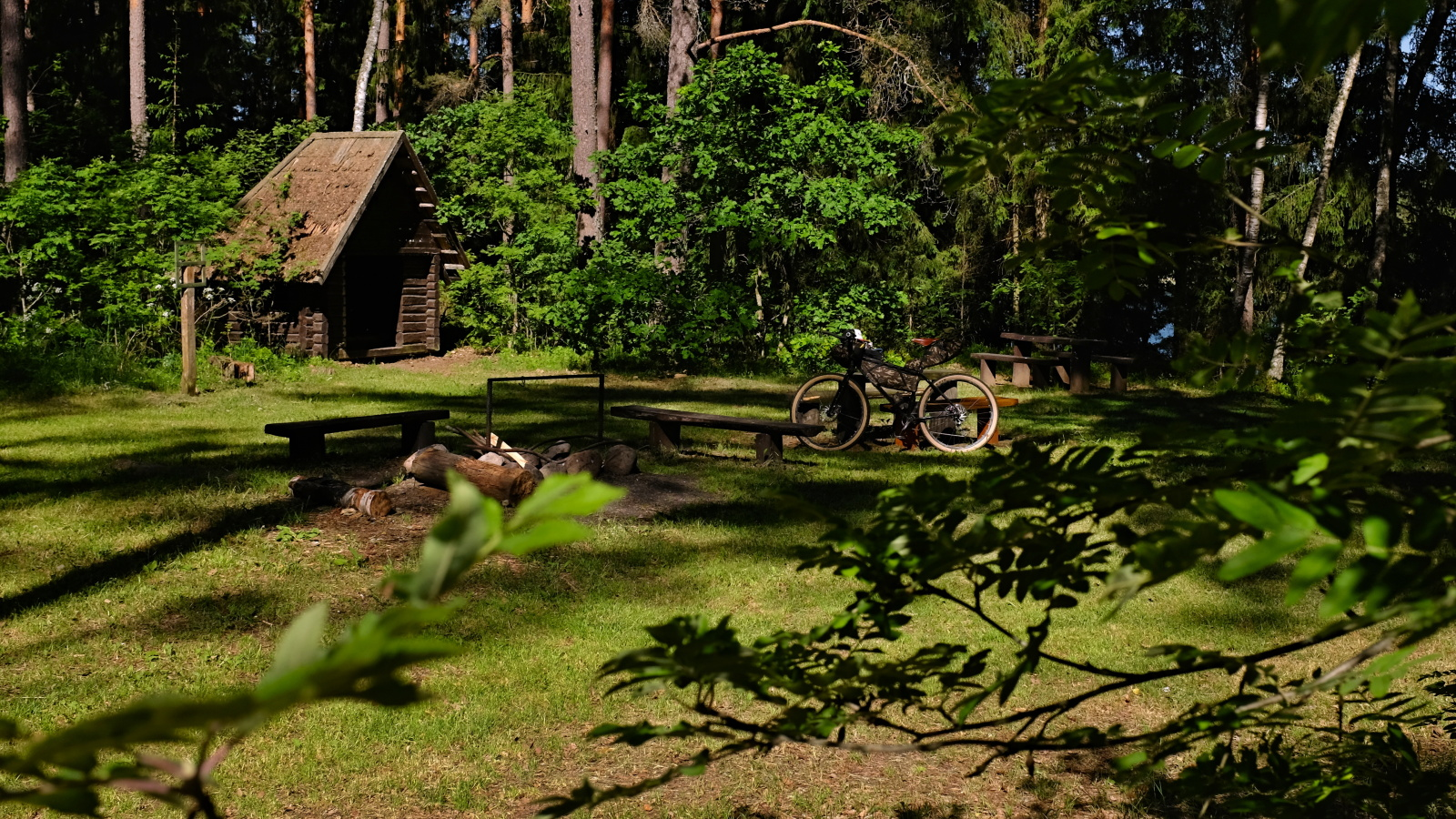 camping lithuania