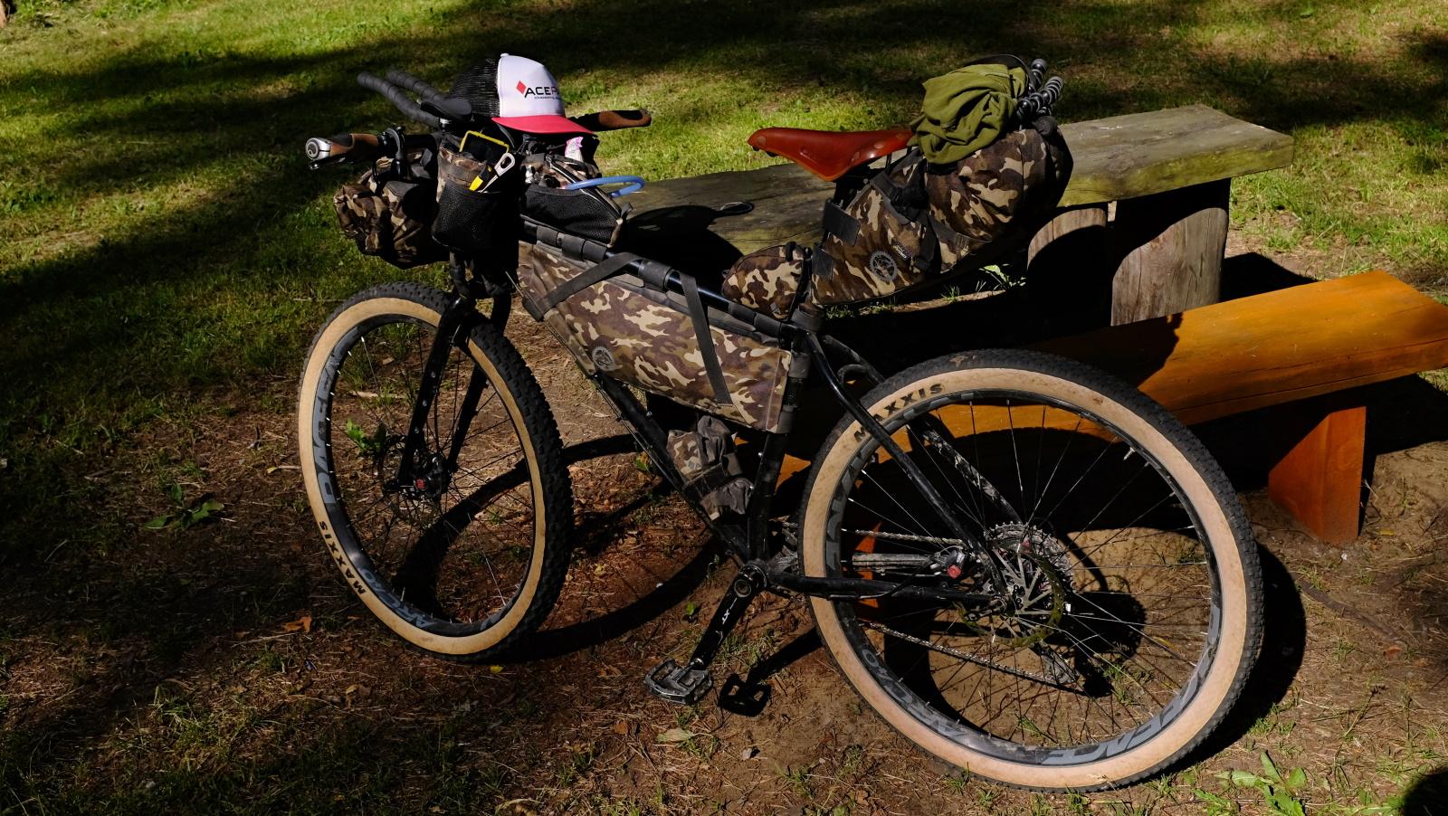 acepac bikepacking