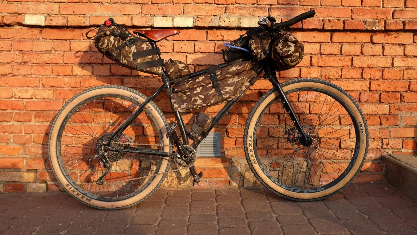 bikepacking bike