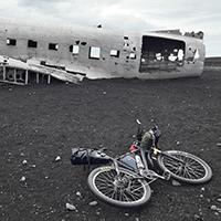 Islandem na kole