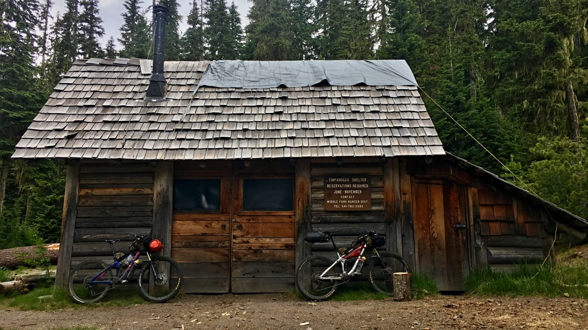 Oregon Timber Trail