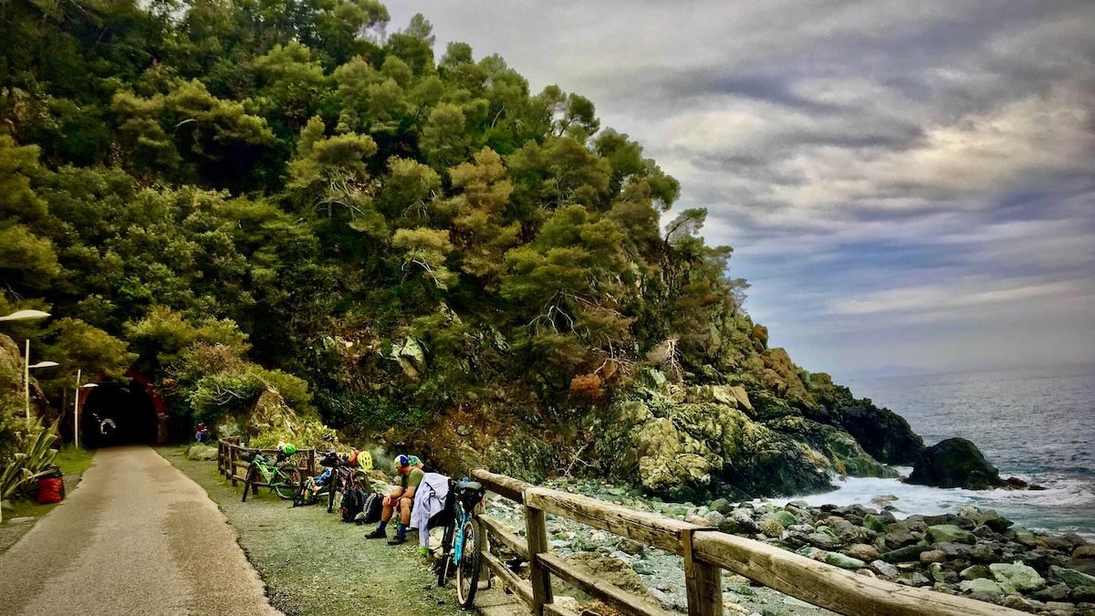 Liguria: po stopách Alta Via