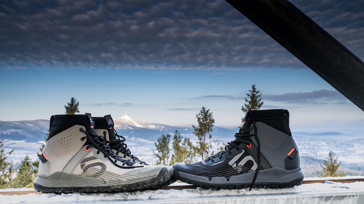 Představení bot Five Ten Trailcross