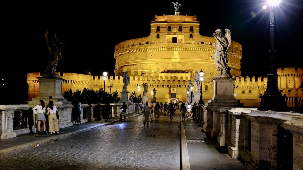 Všechny cesty vedou z Říma-1. část