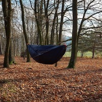 Hammock-love (maybe) at first sight