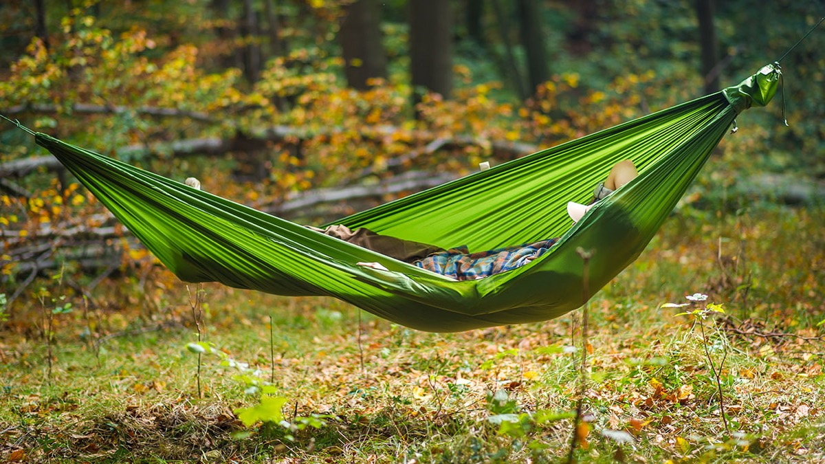 Choosing the Hammock or Finding the Holy Grail