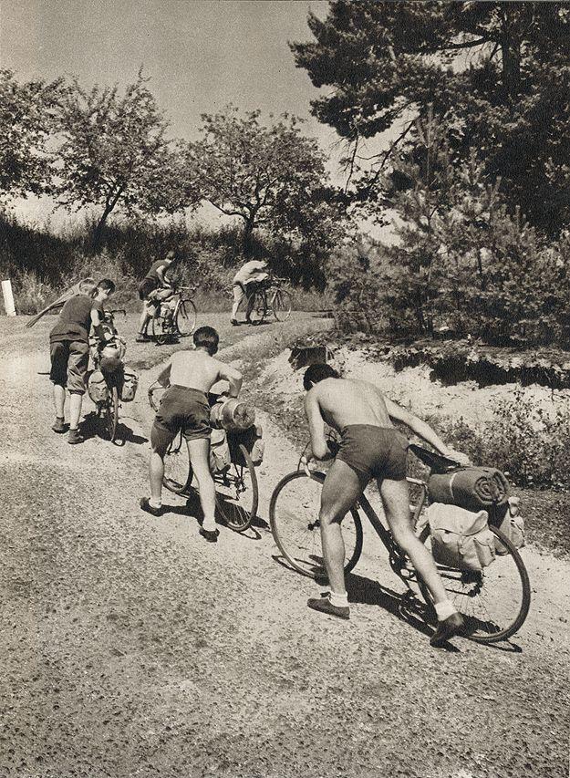 Putování na kole - Ladislav Sitenský