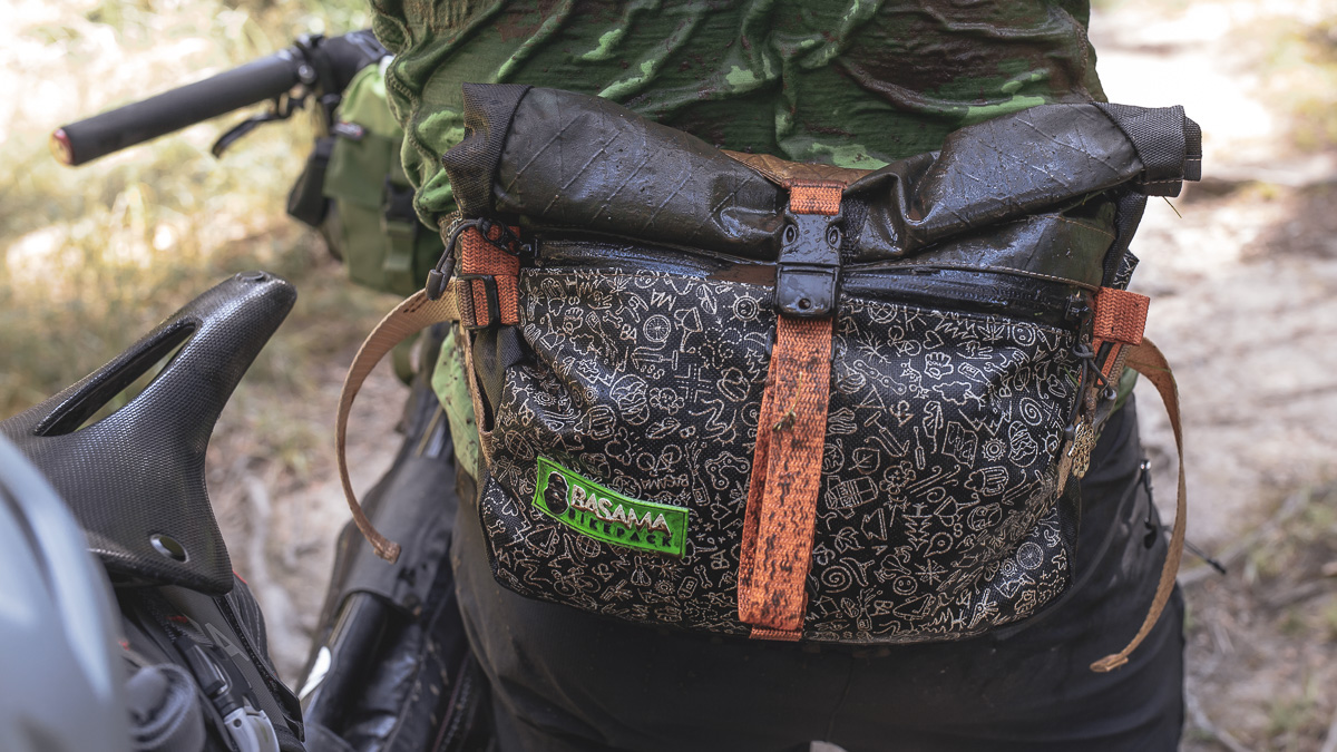 Basama Bikepack Yatra Hip Pack